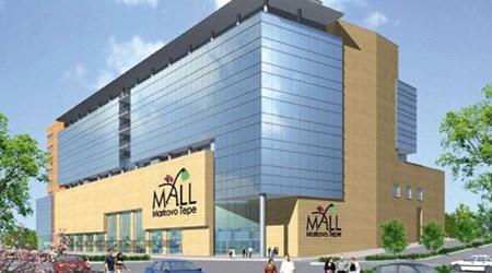 Markovo Tepe Shopping Mall