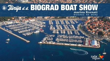 Biograd Boat Show 19th-22nd October 2017