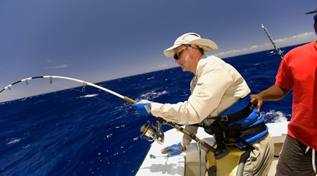 Sailfish & Marlin International Tournament