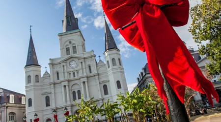 Christmas New Orleans Style (December)