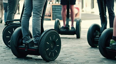 Christchurch Segway Tours - Urban Wheels