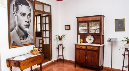 MIGUEL HERNÁNDEZ HOUSE MUSEUM
