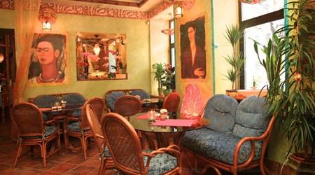 Frida vegetarian cafe