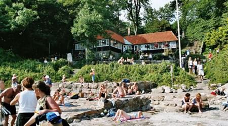 Ellens Café i Ransvik