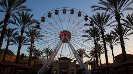 Irvine Spectrum Center Giant Wheel