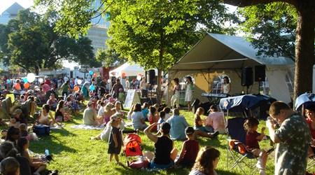 Bloomington Summer Fete