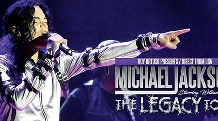 Michael Jackson The Legacy Tour: Ballina