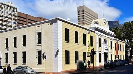 Slave Lodge Museum