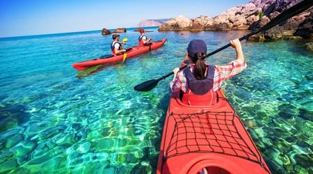 Kayak The Luva River