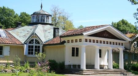 Skärva Herrgård - a part of the World Heritage city of Karlskrona