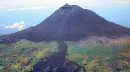 Volcanic Landscape of Pico Island