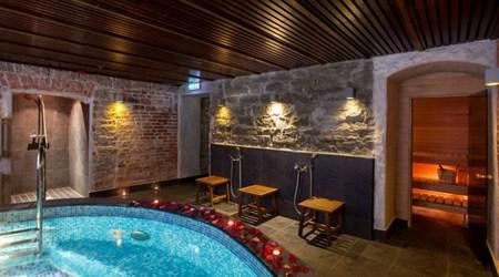 Zen SPA in von Stackelberg Hotel Tallinn