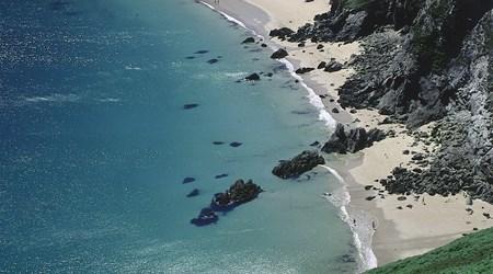 Mystery Island - Keem Strand