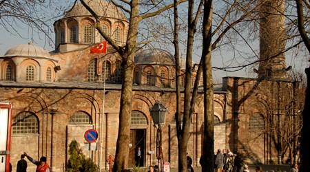 Chora Monastery / Kariye Camii