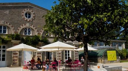 Restaurant café de l'Orangerie