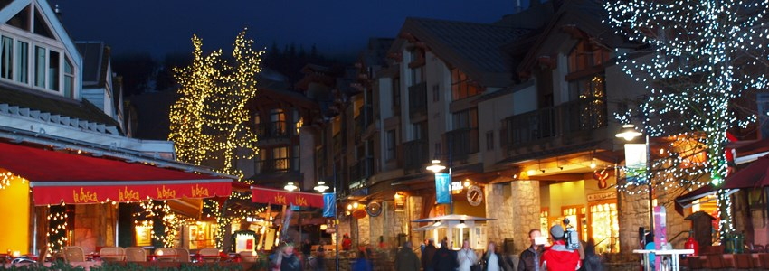 Whistler Village Square