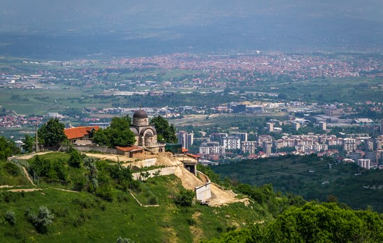 Mount Vodno & Millennium Cross