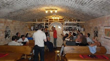 The Kiss Winery – Wine Cellar Nr. 14.