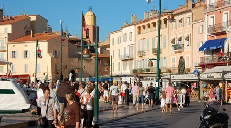 Beachfront, Saint-Tropez