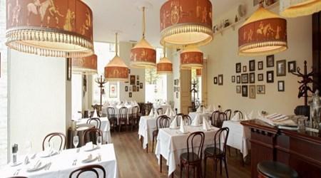Shaliapin Restaurant
