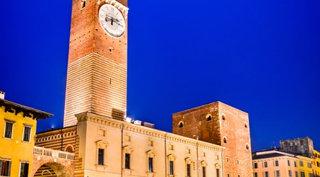 Palazzo della Ragione and Lamberti Tower