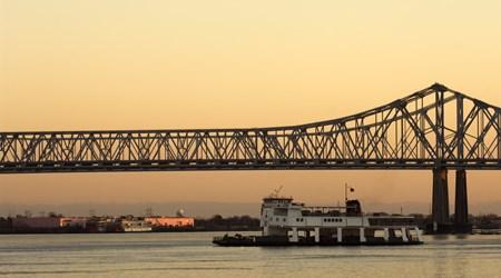New Orleans Ferries