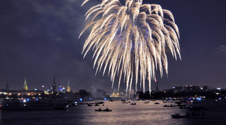 New Year´s Eve at the waterfront