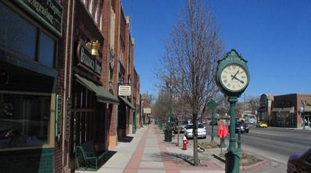 Downtown Cedar City