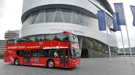 Citytour Stuttgart