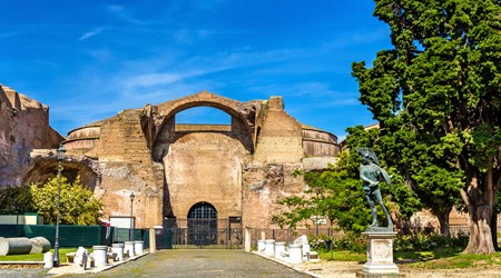 The National Museums Of Ancient Rome
