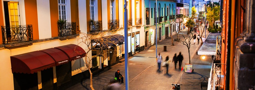 Calle de la Ciudad de México
