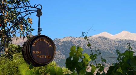 The secret aromas of Cretan wines