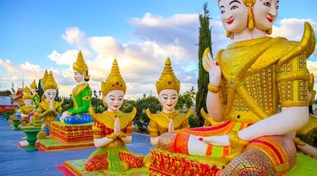 Stockton Cambodian Buddhist Temple