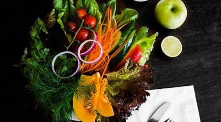 Troitsky Most Vegetarian Cafe