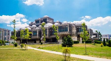 Pristina National Library