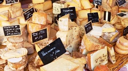 La Cigale French-style Farmers Market