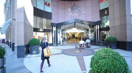 Shopping-Malls/ Schadow Arkaden