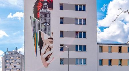 Murals and street art