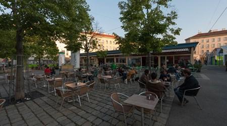Yppenplatz and Brunnenmarkt