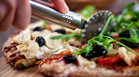 Pescara Wood Oven Kitchen