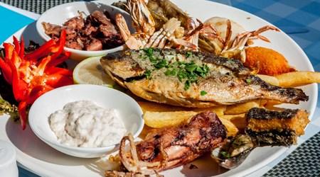 Meltemaki Fish Tavern