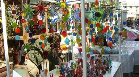 Nahalat Binyamin Art Market