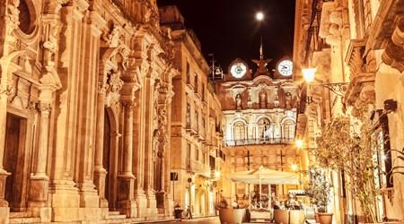 Trapani's Ancient City