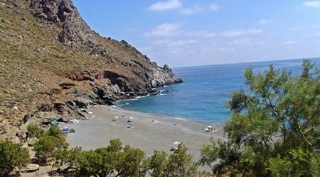 Beaches at Lentas