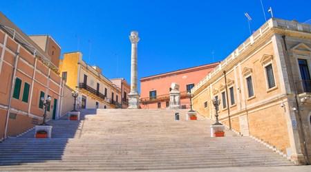 Roman columns of Brindisi