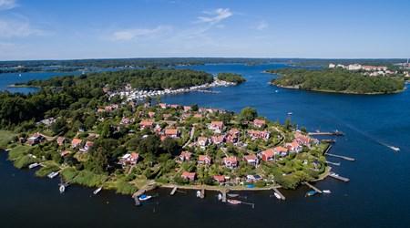 Brändaholm- the idyllic image of Sweden