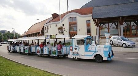 Eger Sightseeing train