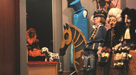 Museum of Theatre Puppets
