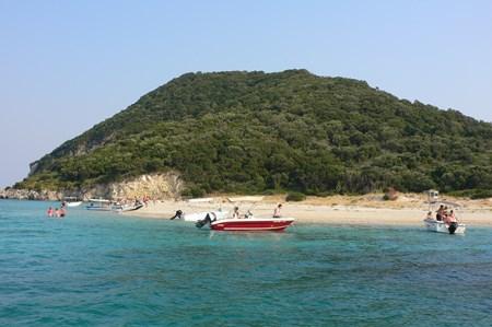 Marathonisi Island