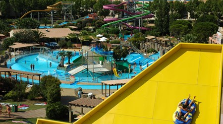Leisure and amusement parks